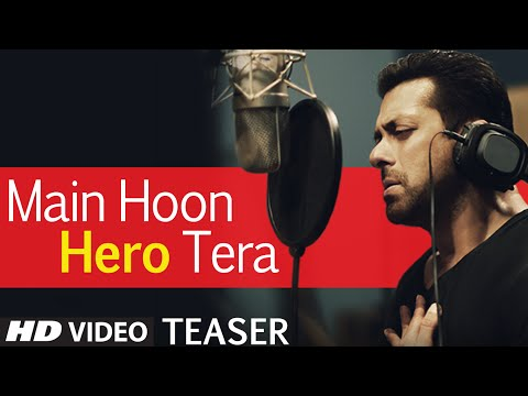 Main Hoon Hero Tera song lyrics