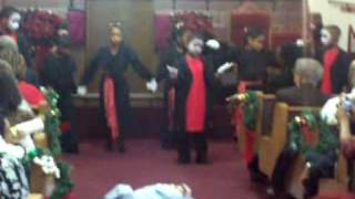 GNMZ Praise Dance Mime Lamb of God Nicole C Mullen