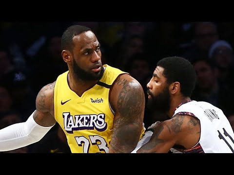 Los Angeles Lakers Vs Brooklyn Nets Full Game Highlights | January 23, 2019-20 NBA Season