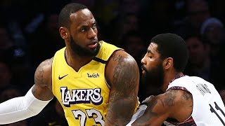Los Angeles Lakers vs Brooklyn Nets Full Game Highlights | January 23, 2019-20 NBA Season
