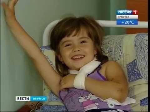 Отделение травматологии детской больницы Иркутска заполнено на 100%, Вести-Иркутск
