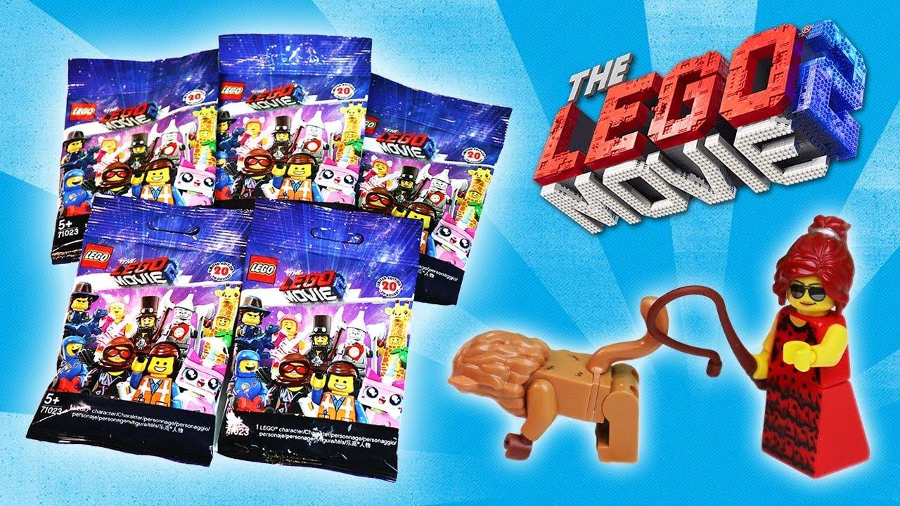 życie Jest Czadowe Otwieram Minifigurki Lego Movie 2 Bajka