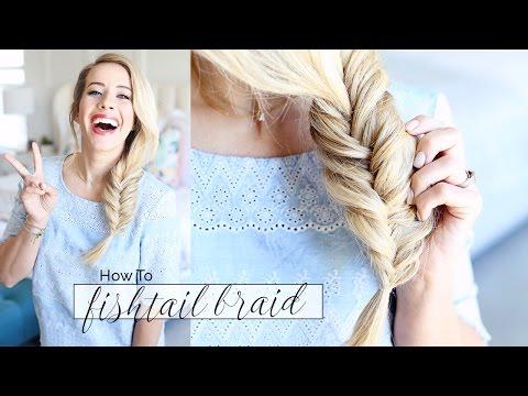 How To Fishtail Braid | EASY | Twist Me Pretty