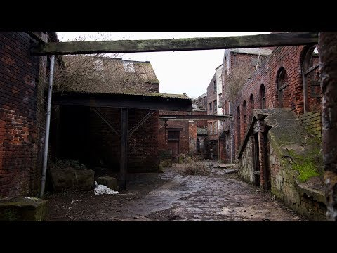 Abandoned Tool Factory