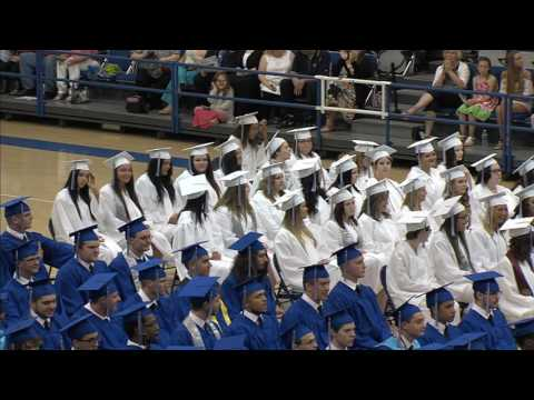 East Liverpool High School 2016 Graduation