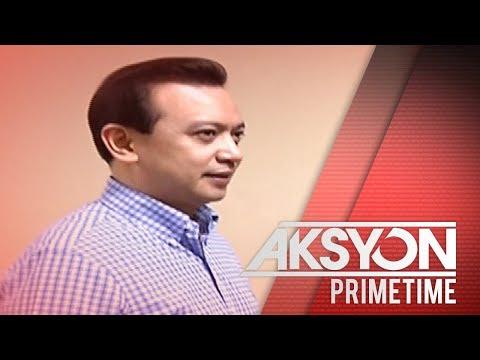 Makati RTC Branch 150, ibinasura ang apela ni Trillanes sa kanyang arrest warrant
