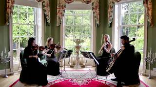 Cover images I Want To Hold Your Hand (The Beatles) Wedding String Quartet