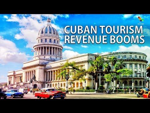 Cuban Tourism Revenue Booms