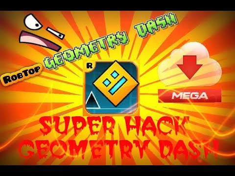 descargar geometry dash full ultima version hackeado