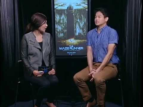 Ki Hong Lee   'The Maze Runner' Korean