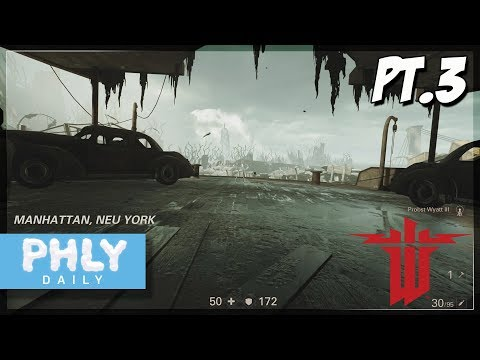 Welcome to NEW YORK City  | Part 3 (Wolfenstein II: The New Colossus)
