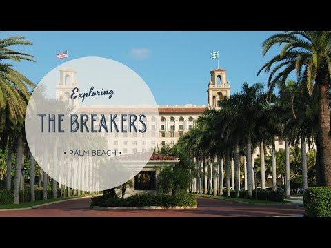 The Breakers Palm Beach Hotel Tour