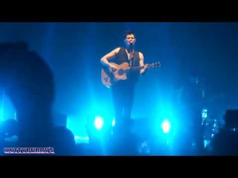 Man On Wire - The Script Live In Singapore