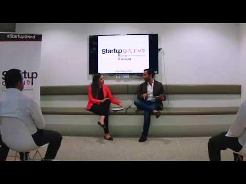 Startup Grind Muscat hosts Philip Bahoshy (MAGNITT)