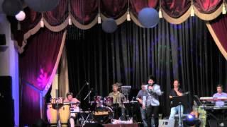 Di Ve Noi Xa -  Dan Truong -  Tia Nang Band -  Guitar Toan Vo in Charlotte 5 30 15