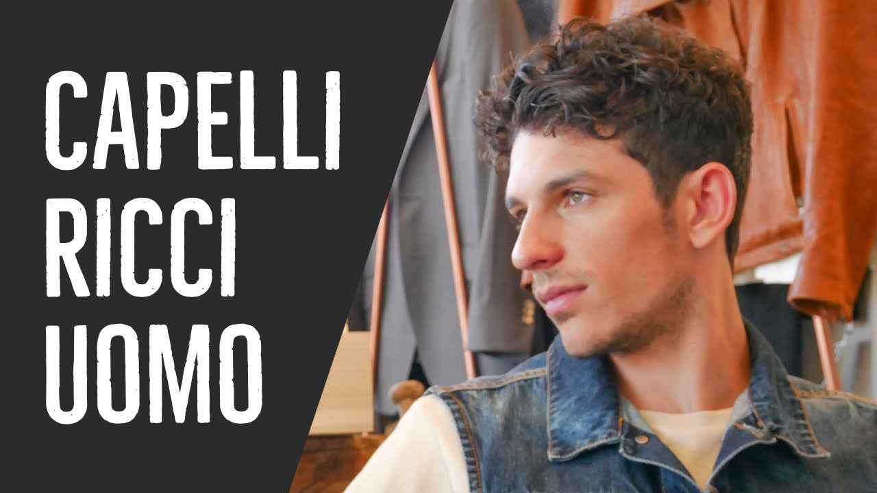 Taglio Capelli Ricci Uomo Capelli Uomo 2018
