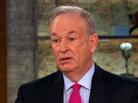 O'Reilly: I don't buy that homosexuals have a right to marry
