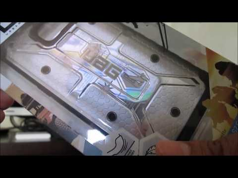 UAG for Samsung Galaxy S7 Edge - Unboxing and Review
