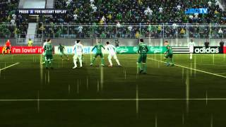 FIFA 12 - RTWC Japan 2012 - Zambia vs. Nigeria