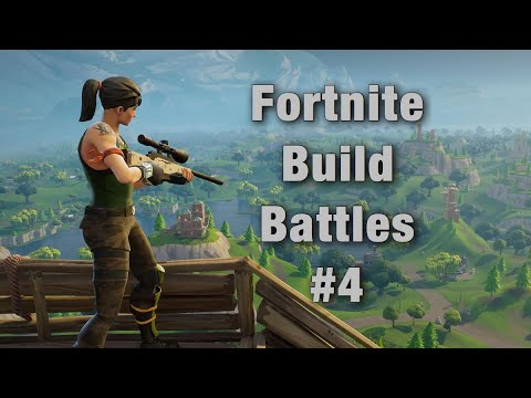 XBOX PLAYERS ARE TRASH!?? | Fortnite Build Battles #4 Xbox One