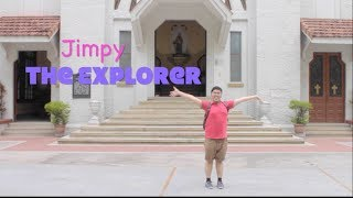 Jimpy The Explorer - Freshmen Orientation