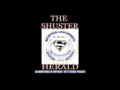 Episode 1.04 - The Shuster Herald: An Adventures of Superboy Podcast