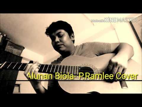 Alunan Biola Cover. P.Ramlee