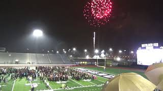 76th Annual UIL Pigskin Jubilee Division Ratings Announcement, October 20, 2018 - Weslaco, Texas