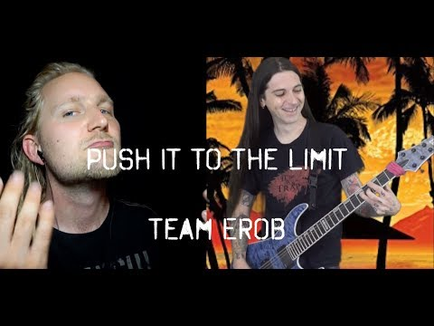 Push It To The Limit Meets Metal w Rob Lundgren