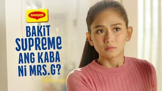 Introducing MAGGI Supreme Sarap All-In-One Cooking Sauce!