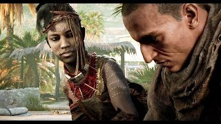 Assassin's Creed ORIGINS Gameplay Walkthrough Part 13 - The Crocodile's Jaws (Xbox One, PS4)