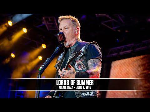 Metallica: Lords Of Summer (MetOnTour - Milan, Italy - Sonisphere - 2015)