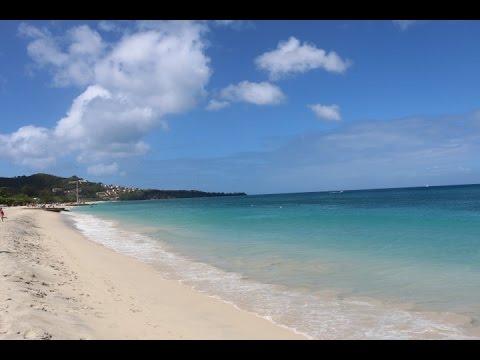 Grand Anse Beach Grenada March 2015