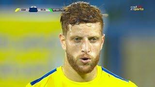 ملخص مباراة الإسماعيلي والرجاء البيضاوي | ذهاب نصف نهائي كأس محمد السادس 16-2-2020