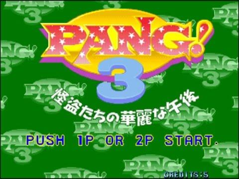 Pang 3 (Nostalgia con Bolitas)
