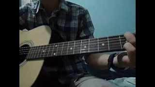 con đường tình yêu - guitar