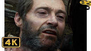 Смерть Логана | Логан (2017) | 4K ULTRA HD
