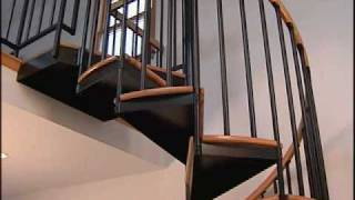 Salters Spiral Stair Gives You Extra Details And Features, Without The Extra Cost!