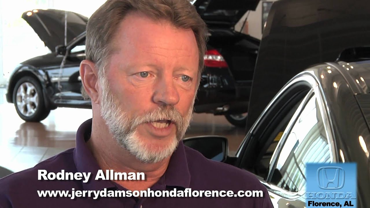 Jerry Damson Honda Florence RA Odyssey