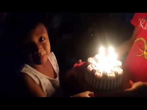 Happy Birthday Song : Thai Cute girl