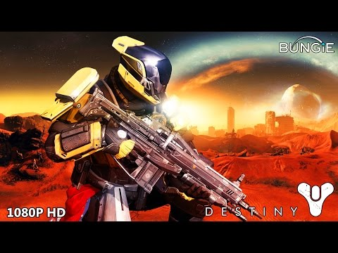 DESTINY Multiplayer Ranking Up!!! | BUNGIE Destiny 1080P HD Gameplay PS4 CRUCIBLE PVP