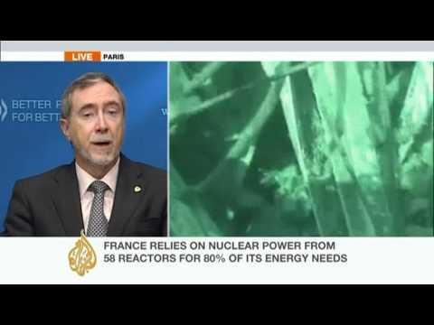 Director General of the Nuclear Energy Agency speaks to AJE
