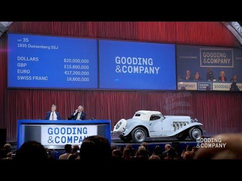 Gooding & Company Highlights - Pebble Beach 2018