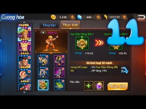 Hama Gaming - Quyền Vương 98 #11   70k lực chiến , update mới