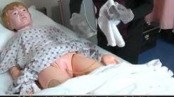 Catheter Care (female) - CNA 1 North Carolina State Skill