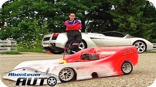 Rückwärtsgang-Rennen   Abenteuer Auto Classics