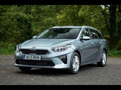 new car kia ceed sportswagon 2018 review youtube. Black Bedroom Furniture Sets. Home Design Ideas