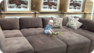Costco Sized Couch WITL 72 theBubblelush