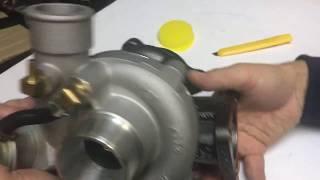 Турбина Хендай Старекс 2.5 D4BH 28200-42560 (2820042560)