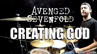 AVENGED SEVENFOLD - Creating God - Drum Cover